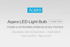 <b>LED Light</b> Bulb (Tunable White) - <b>Smart Light</b> Bulb | Aqara
