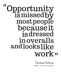 Opportunity Quotes & Sayings Images : Page 42