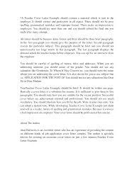 math teacher cover letter teacher cover letter sample  sample     Perfect Resume Example Resume And Cover Letter Sample application letter for fresh graduate teacher Dilimport S A  Aguasomos co