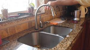 Delta Touch Kitchen Faucet Delta Touch Faucet Problems Youtube