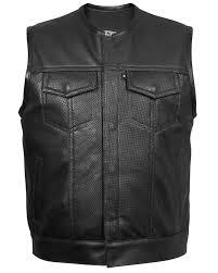 <b>Mens</b> Vests | Espinoza's <b>Leather</b>