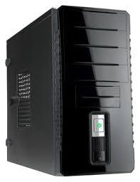 Купить <b>корпус ATX Miditower INWIN</b> EC030 450W Black в ...