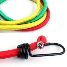 ipree® 1.2m tent stretch rope <b>8mm elastic</b> rope slip fixed tent ...