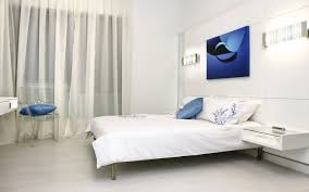 captivating interior pure white scheme decorating bedroom design ideas with attractive abstrack wooden wall images and captivating white bedroom