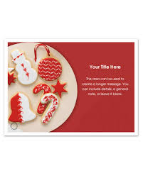 online invitations for your holiday party martha stewart red and white christmas cookies invitation