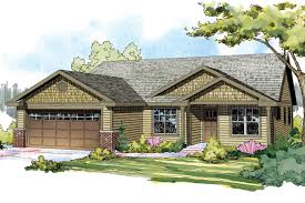 Craftsman Homes Plans   EurHomedesign    Craftsman Homes Plans Stylish Craftsman House Plans Pineville Associated Designs