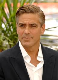 George Clooney Hairstyle - george-clooney-hair