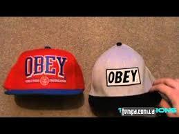 Кепки <b>Obey</b>, как различить оригинал от подделки