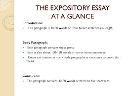 expositary essayexpository essay expository essay sophomore essay   choose one of     the expository