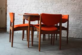 Orange Dining Room Chairs Dining Room Paint Ideas With Chair Rail And Red Color Dining Room