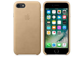 Купить <b>Чехол Apple Leather</b> Case для iPhone 8/7 миндальный ...