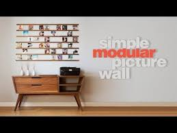 (78) DIY Simple <b>Modular Picture Wall</b> with the HP ENVY Photo ...