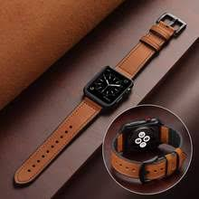 Buy <b>Genuine Leather Silicone</b> Strap online