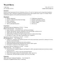 best service technician resume example livecareer create my resume
