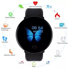 [Ready Stock] <b>D19 Smart Watch</b> Men <b>Women</b> Sports Health ...