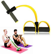 Itian Home <b>Fitness Resistance Bands</b> Foot <b>Pedal</b> Exerciser ...