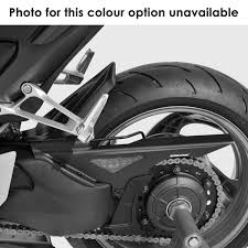 Ermax Hugger   Metallic Black (<b>Diablo</b> Black)   Honda <b>CB</b> 1000 R ...