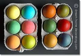 Image result for images of dyed easter eggs