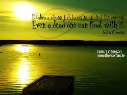 John Crowe Daily Inspirational Quotes For Facebook Timeline Cover ... via Relatably.com