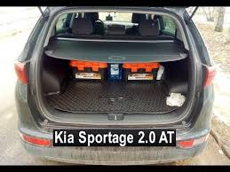Kia Sportage: чем хорош багажник (преимущества и недостатки ...
