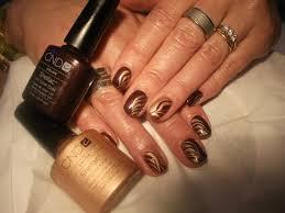 Manicure <b>CND Shellac</b> in <b>Fedora</b> ed Iced Cappuccino. CND ...