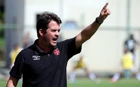 Bruno Almada acredita no sucesso de Juninho e Vinícius no Vasco