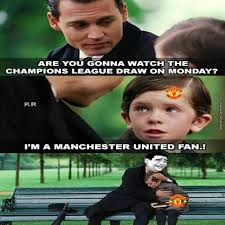 Manchester United Memes. Best Collection of Funny Manchester ... via Relatably.com