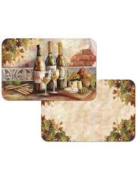 """Комплект <b>сервировочных салфеток</b> """"Тосканский виноград"""" <b>4шт</b> ..."""