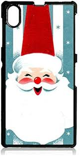 <b>Christmas Theme Series</b> Santa Claus Design Phone Case Flexible ...