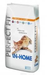 Сухой <b>корм</b> для кошек Perfect Fit - интернет-магазин Shoppy.ru