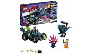 Buy <b>LEGO Movie</b> 2 Rex's-treme Offroader Toy Car - <b>70826</b>   Toy cars ...