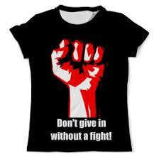 Купить <b>футболки</b> «Бойцовский клуб», майки с принтом ...