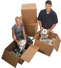 Packing service by Mega Moving Service Inc.