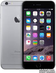 Rozetka.ua | Apple iPhone 6 Plus 16GB Space Gray. Цена, купить ...