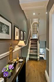 modern country style the best paint colours for small hallways click through for details best lighting for hallways
