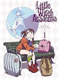 TV anime [Little Witch Academia] Vol.1 Blu-ray (first ... - Amazon.com