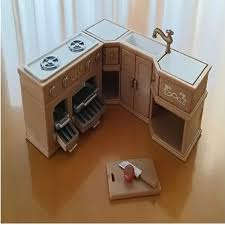 Mobili Per La Casa Delle Bambole : Acquista allu ingrosso dollhouse mobili da cucina