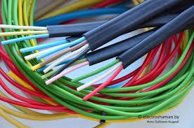 Цветовая маркировка проводов и <b>кабелей</b>. Стандарт для ...