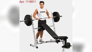 Универсальная <b>скамья для жима Body</b> Solid POB44 купить в ...
