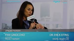 pam ginocchio project nursery interview digital health pam ginocchio project nursery interview 2017 digital health fitness live