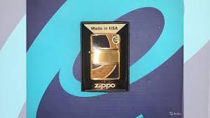 Оригинальная <b>зажигалка Zippo gold</b> and black купить в Томске ...