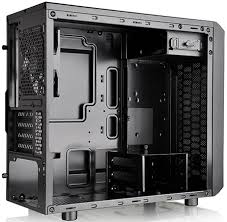 Новый <b>корпус Thermaltake Versa H15</b> поддерживает платы Micro ...