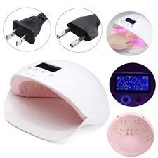<b>50w</b> led uv <b>nail lamp</b> light <b>gel</b> polish cure at Banggood