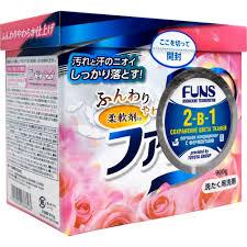 Стиральный <b>порошок Daiichi</b> Funs Концентрированный 2в1 с ...