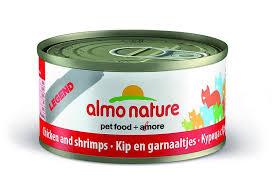 <b>Консервы Almo Nature</b>, с курицей и креветками, 70 грамм | Купить ...