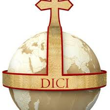 Image result for Logo of DICI SSPX