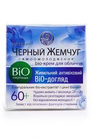 <b>Крем для лица Черный жемчуг</b> BiO-программа 60+, 50мл - купить ...