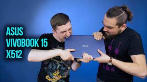 Полный обзор <b>ноутбуков</b>   <b>Asus</b> VivoBook 15 X512 [X512F ...
