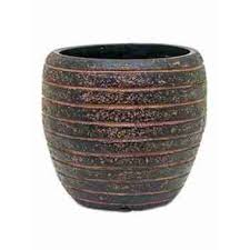 Купить <b>Кашпо Capi</b> Nature Row <b>Vase</b> elegant II brown с доставкой ...