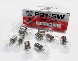Автомобильная <b>лампа AVS Vegas</b> 12V. <b>P21</b>/<b>5W</b>(BAY15D) BOX(10 ...